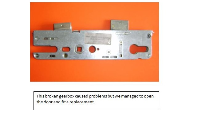 repairs to upvc door locks